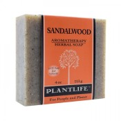 Plantlife sandalwood soap