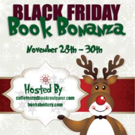 Black Friday Book Bonanza Graphic