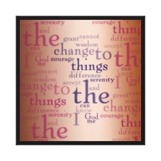 ADHD serenity prayer