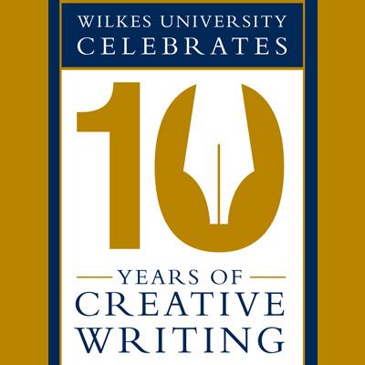 Wilkes U 10th Anniversary Logo